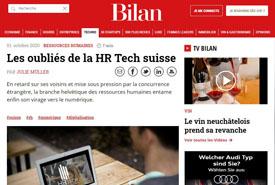 Les oubliés de la HR Tech Suisse